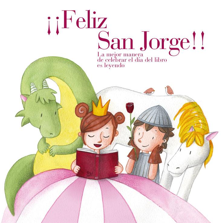 Feliz Día de San Jorge – Dolorespormiabuela