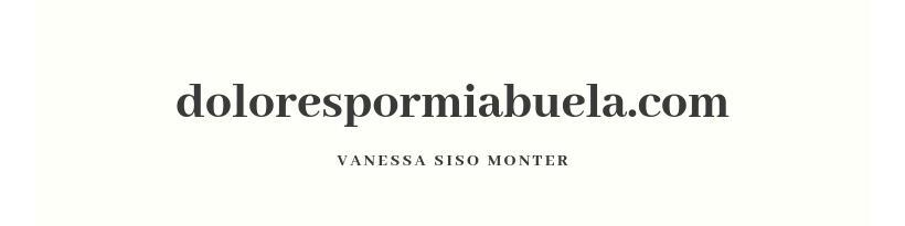 Dolorespormiabuela